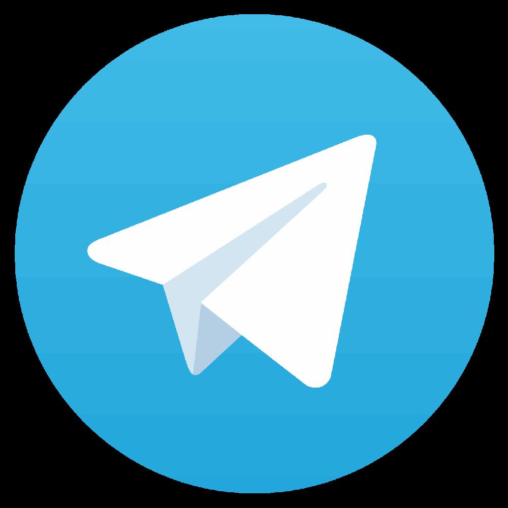 Contactos con Telegram