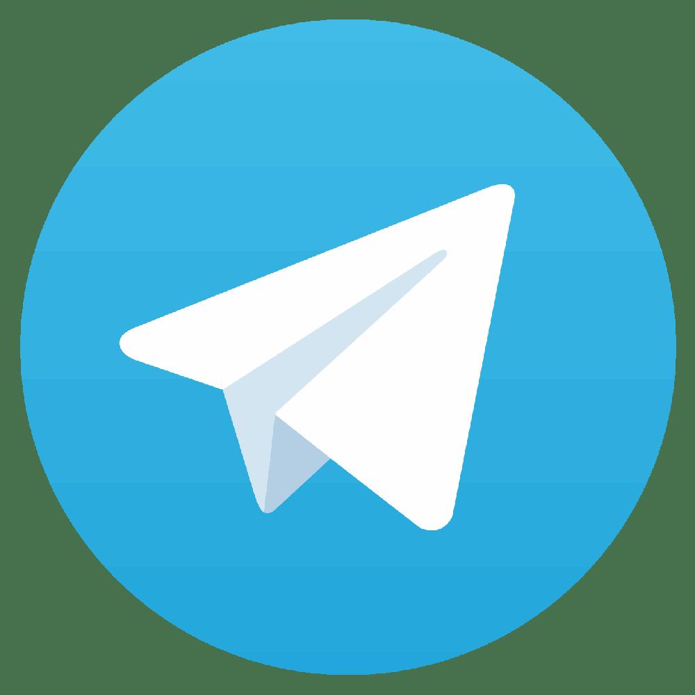 Contattaci con Telegram